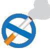 No Smoking at RHA