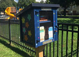 Free Libraries at RHA