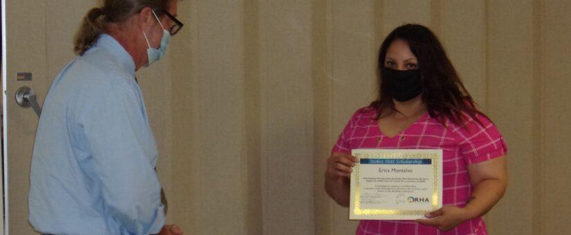 2020 Stokes Stitt Scholarship Winner
